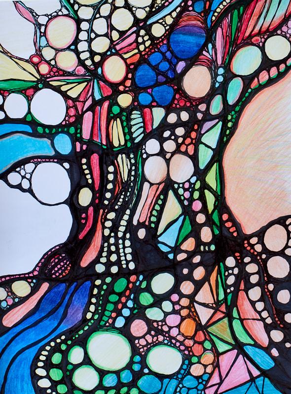 #Neurobaum #neurographik